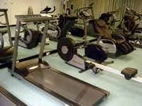 �����СB������ Fitness room & massage chairs